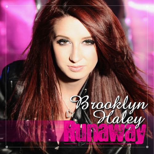 """Brooklyn Haley Debuts her new EP and Video """"Runaway"""".  (PRNewsFoto/MvA Public Relations Group)"""