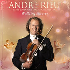 International Superstar André Rieu To Release New Album 'Waltzing Forever' On Oct. 14