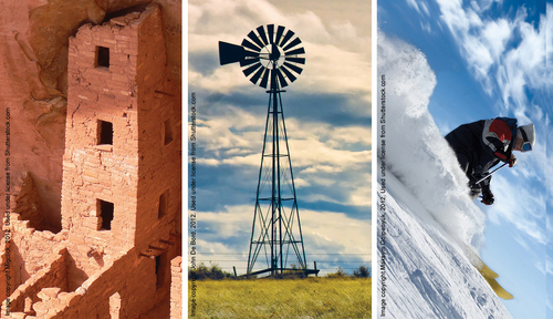 "The History Colorado Center's newest exhibit, ""Living West,"" is an experiential journeys into the ..."