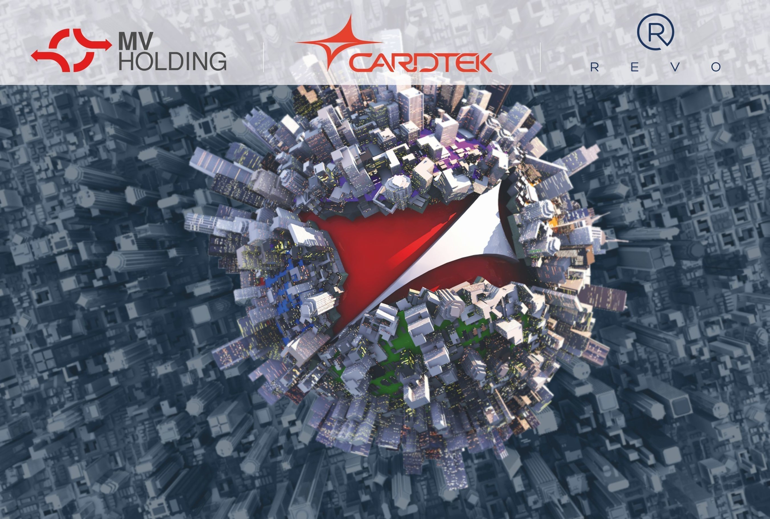 Cardtek Joins Forces with MV Holding and Revo Capital to Become a Top 10 Global FinTech Player (PRNewsFoto/Alpaytac PR)