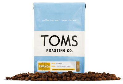 TOMS Is On A Mission To Brew Something Greater: TOMS Roasting Co. Launches As The Next One For One® Product