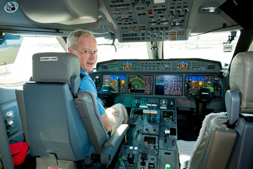 Aviation Week Offers Exclusive Reviews of Gulfstream G650