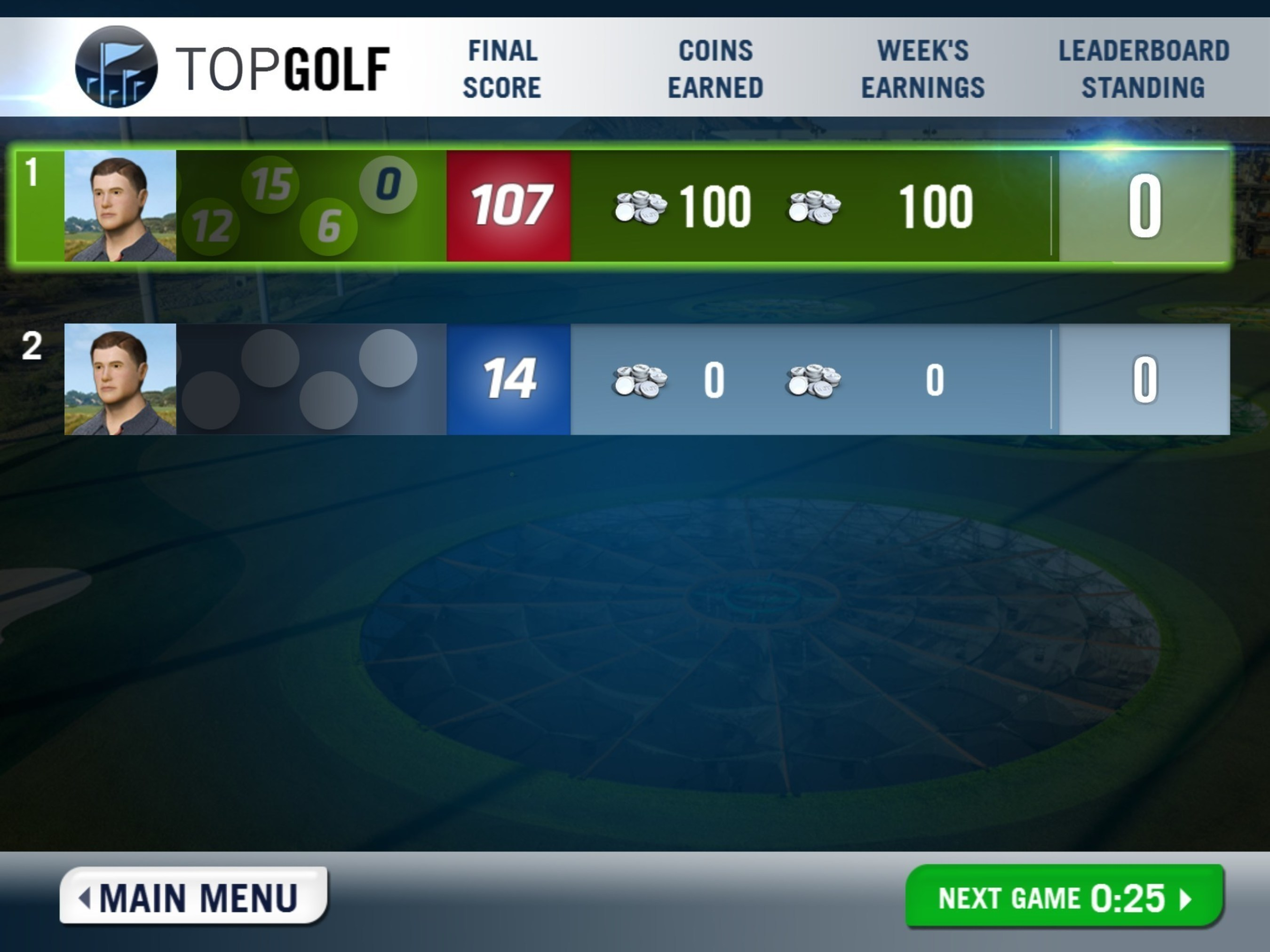 topgolf can now be played 24 7 on the wgt golf app. Black Bedroom Furniture Sets. Home Design Ideas