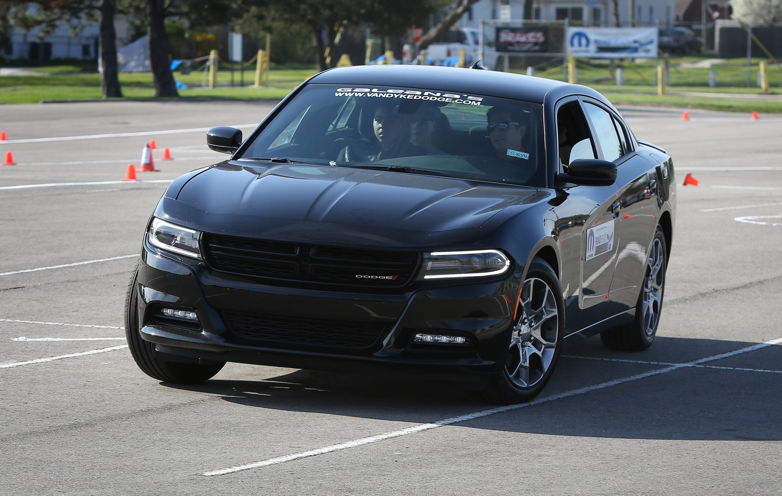 """The """"Mopar Road Ready Powered by Dodge"""" teen safe-driving program will make its first stop in Texas, at the Circuit of The Americas facility in Austin on December 3-4."""