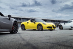 Hagerty experts adds Alfa Romeo 4C Spider to its 'Hot List' of Future Collectible Vehicles