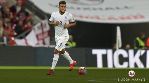 England footballer, Ryan Bertrand teams up with two other entrepreneurs to set up a new fin tech brokerage. (PRNewsFoto/Silicon Markets) (PRNewsFoto/Silicon Markets)
