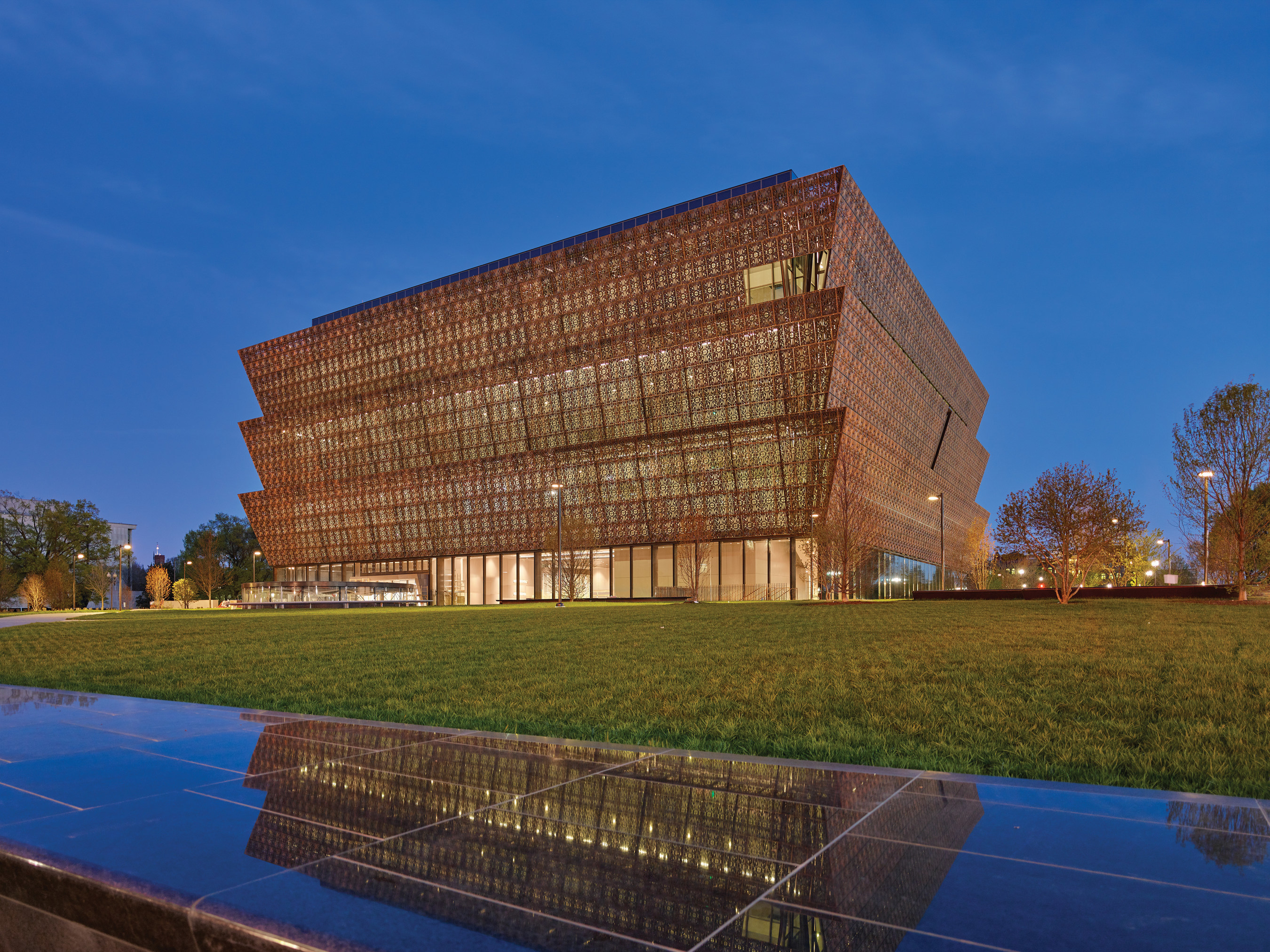 Lowe's donates $1 million to the Smithsonian's National Museum of African American History and Culture