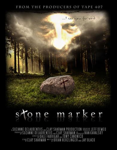 Stone Marker Movie Poster (Hollywood, CA).  www.StoneMarkerMovie.com.  (PRNewsFoto/Suzanne DeLaurentiis ...