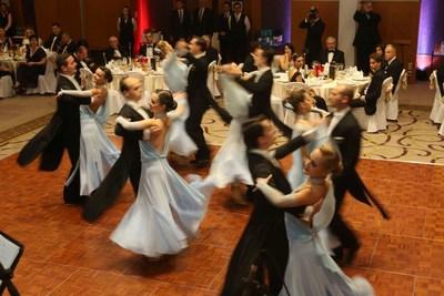 Viennese Ball in Budapest (PRNewsFoto/Viennese Ball in Budapest)