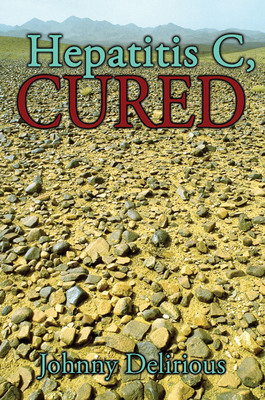 """""""Hepatitis C, CURED"""" Authored by Johnny Delirious is in Times Square"""
