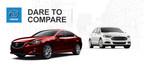 2015 Mazda6 vs 2015 Ford Fusion (PRNewsFoto/Matt Castrucci Mazda)