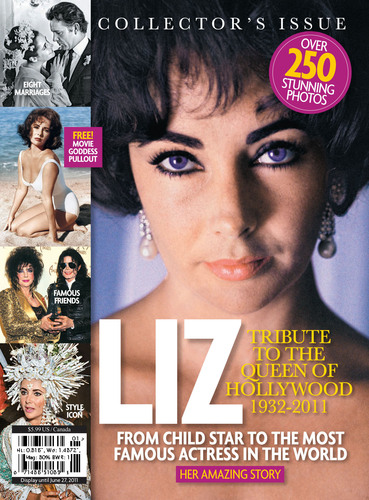 American Media, Inc. Releases Special Elizabeth Taylor Collector's Issue