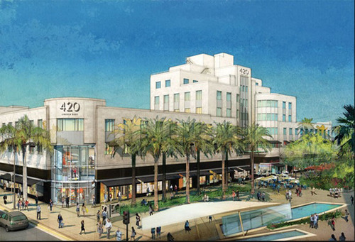 420 Lincoln Road To Bring Zara Flagship Store To Miami Beach