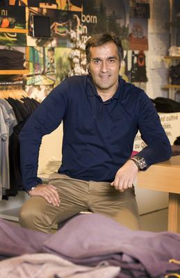 Bernard Mariette, CEO & President of Coalision Inc. (PRNewsFoto/Lole)
