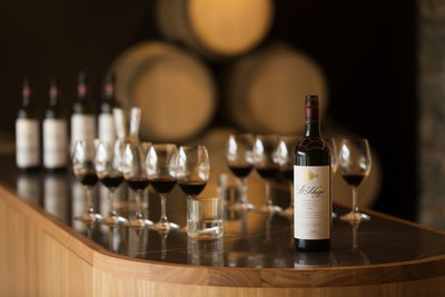 St Hugo wines are the highest quality red wines made with power and elegance (PRNewsFoto/St Hugo Wines)