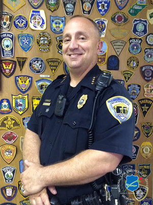 The National Law Enforcement Officers Memorial Fund has selected Chief of Police Jeffery Walters, of the Philippi (WV) Police Department, as the recipient of its Officer of the Month Award for October 2015.