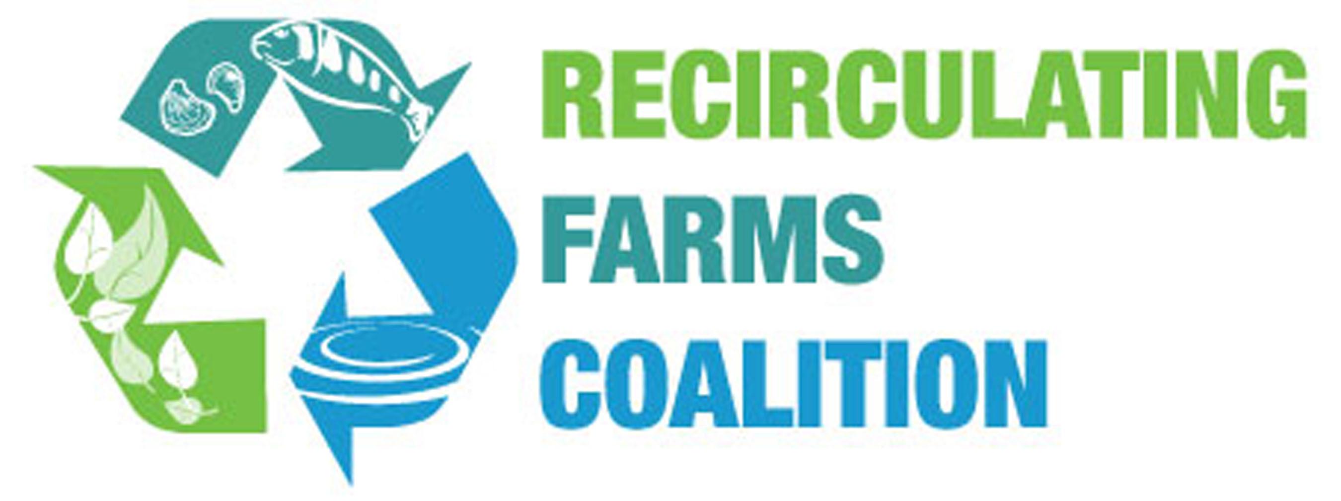 Recirculating Farms Coalition Logo