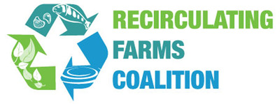 Recirculating Farms Coalition Logo.  (PRNewsFoto/Recirculating Farms Coalition)