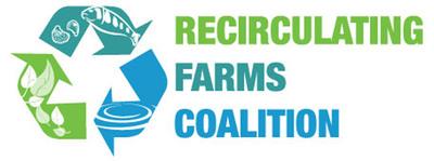 Recirculating Farms Coalition Logo.