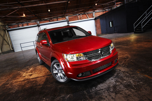 2011 Dodge Journey Crosses Over: A Gorgeous New Spirit and a Driver's Soul