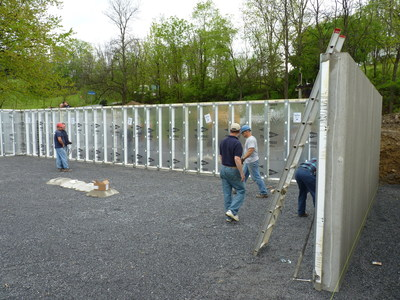 2016 energy awareness month bottom to top energy tips for for Prefabricated basement walls