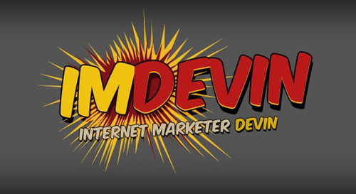 Internet Marketing Website IMDevin.com Launches its New and User-Friendly Site.  (PRNewsFoto/IMDevin.com)