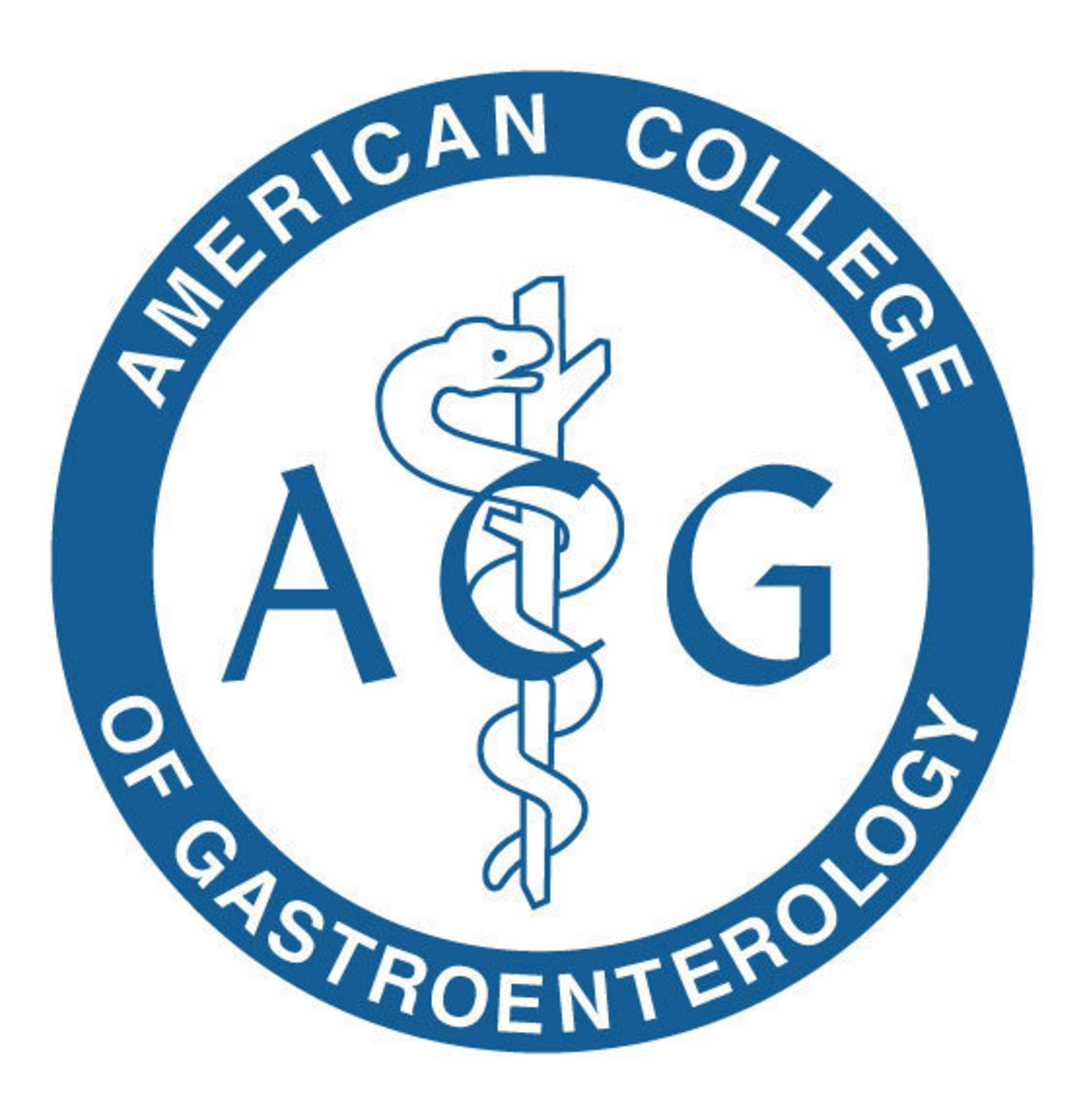 American College of Gastroenterology (PRNewsFoto/American College of Gastroent...)