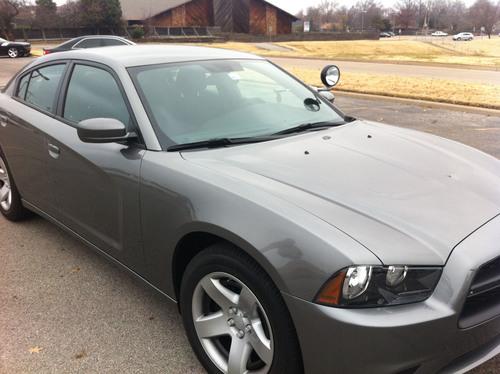 The Oklahoma Insurance Dept. has purchased new vehicles to help fight fraud.  (PRNewsFoto/Oklahoma Insurance ...