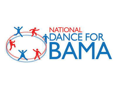 National Dance for Obama Logo.  (PRNewsFoto/National Dance for Obama)