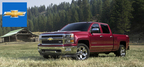 The 2014 Chevy Silverado is a best-seller at Cavender Chevrolet.  (PRNewsFoto/Cavender Chevrolet)