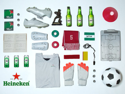 Heineken Partners with Major League Soccer, Becoming Official Beer of the League in 2015.