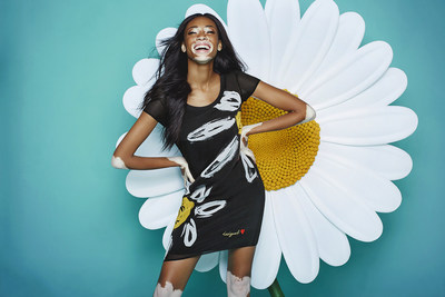 Desigual Names Chantelle Brown-Young Brand Ambassador for their SS15 Say Something Nice Campaign