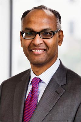Prabhakar Kalavacherla Rejoins KPMG Following Five-Year Term At IASB. (PRNewsFoto/KPMG LLP) (PRNewsFoto/KPMG LLP)