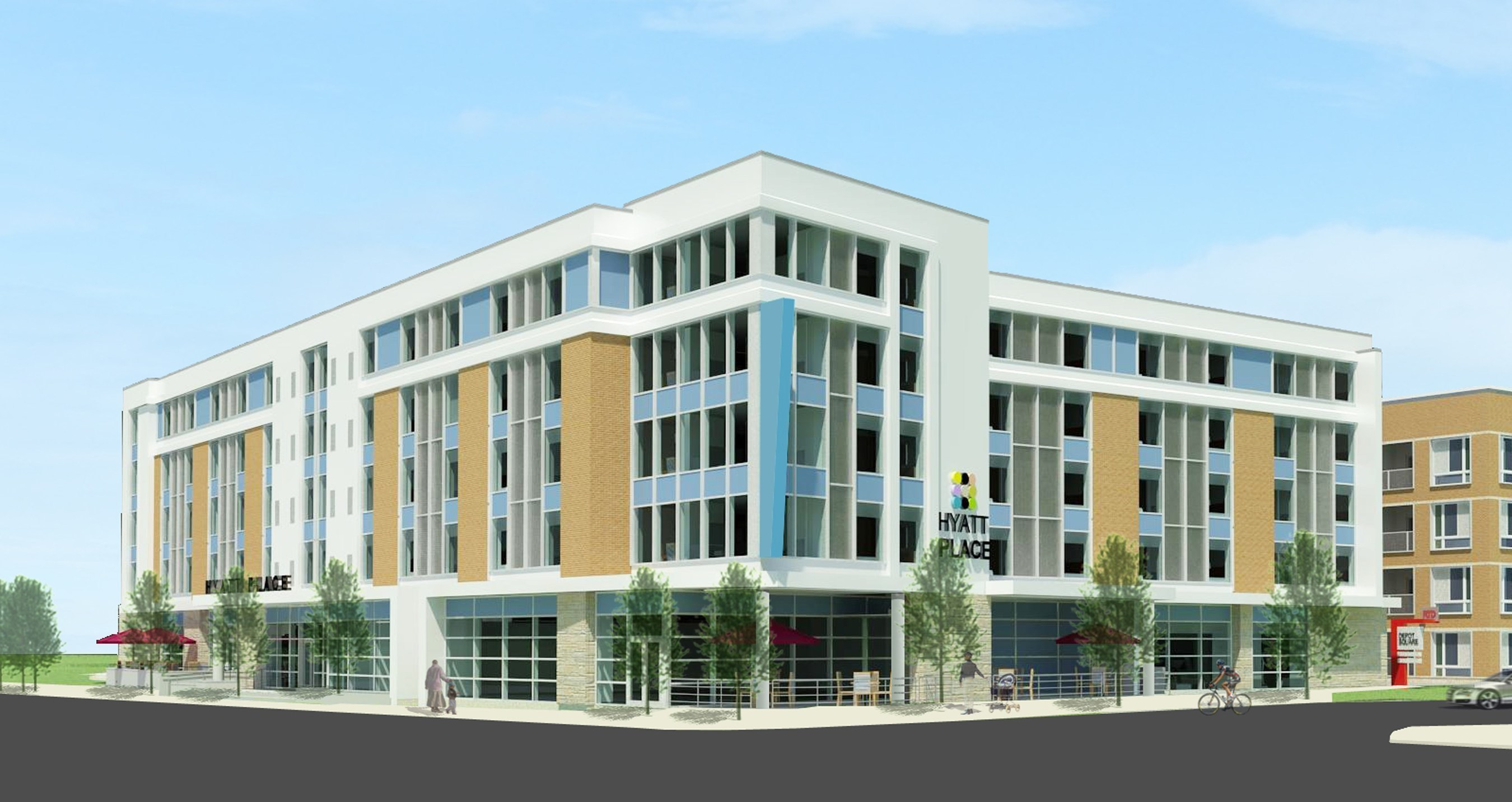 Hyatt Place Boulder | Pearl Street announces opening. The hotel is located in the city center of Boulder, Colorado in the Depot Square at Boulder Junction.