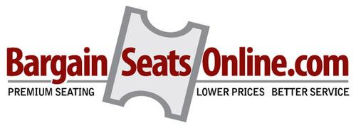 Cheap tickets for all major events.  (PRNewsFoto/BargainSeatsOnline.com)