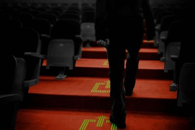 Luminous carpet Philips and Desso 2 (PRNewsFoto/DESSO BV)