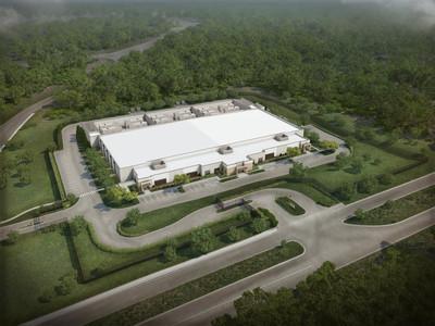 Stream Data Centers San Antonio Private Data Center (PRNewsFoto/Stream Data Centers)