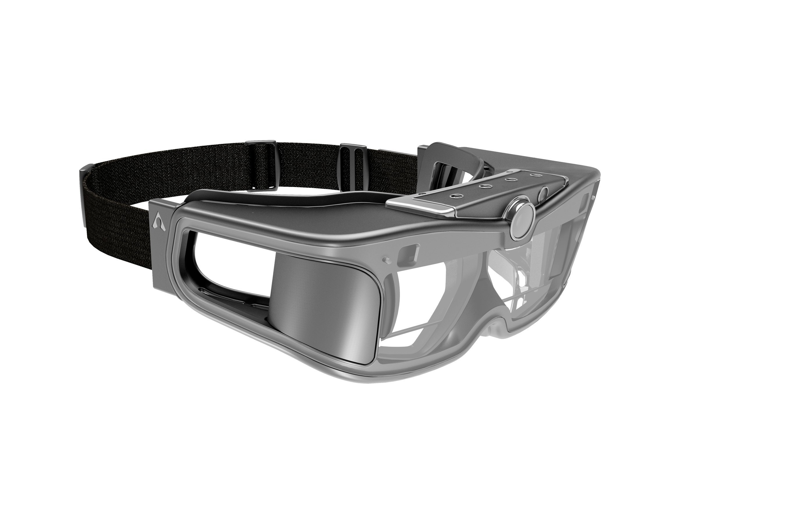 Atheer AiR(TM), the world's most interactive 3D smart glasses platform for deskless professionals.