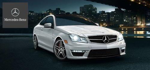 Chicago area mercedes benz dealership pits c class against for Mercedes benz dealerships in chicago area