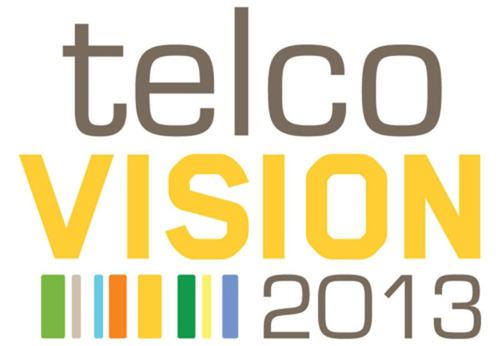 TelcoVision - Oct. 23-25 - Las Vegas.  (PRNewsFoto/UBM Tech)
