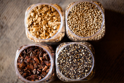 The 85,300-sq.-ft (26,000-sq.-mt) spice processing facility will enhance cleaning and storage processes for black pepper, and adds capabilities to process cinnamon, ginger and nutmeg products. (PRNewsFoto/Olam Spices & Vegetable Ingredients) (PRNewsFoto/OLAM SPICES & VEGETABLE ...)