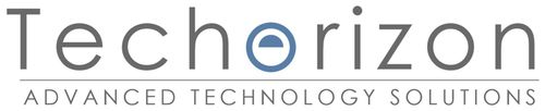 Techorizon logo (PRNewsFoto/Techorizon)