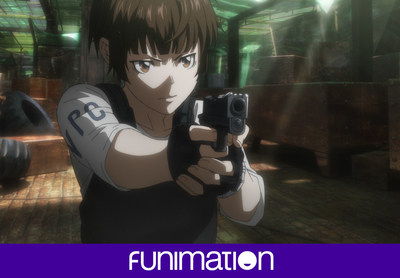 Still from PSYCHO-PASS: The Movie