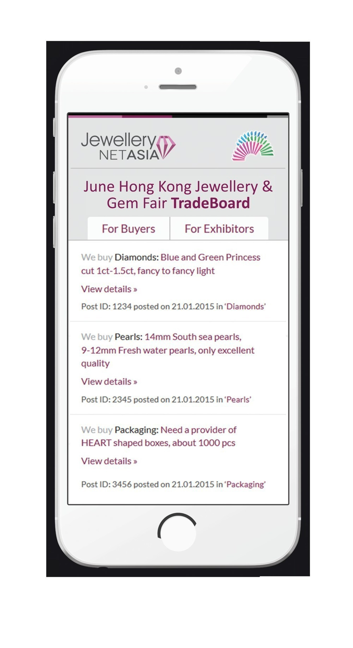 June Hong Kong Jewellery and Gem Fair: How Visitors Source Smarter