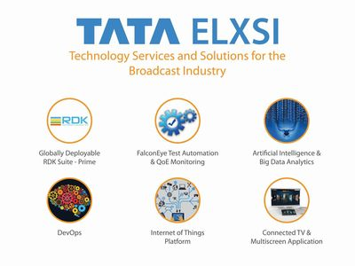 Tata Elxsi Showcase at IBC