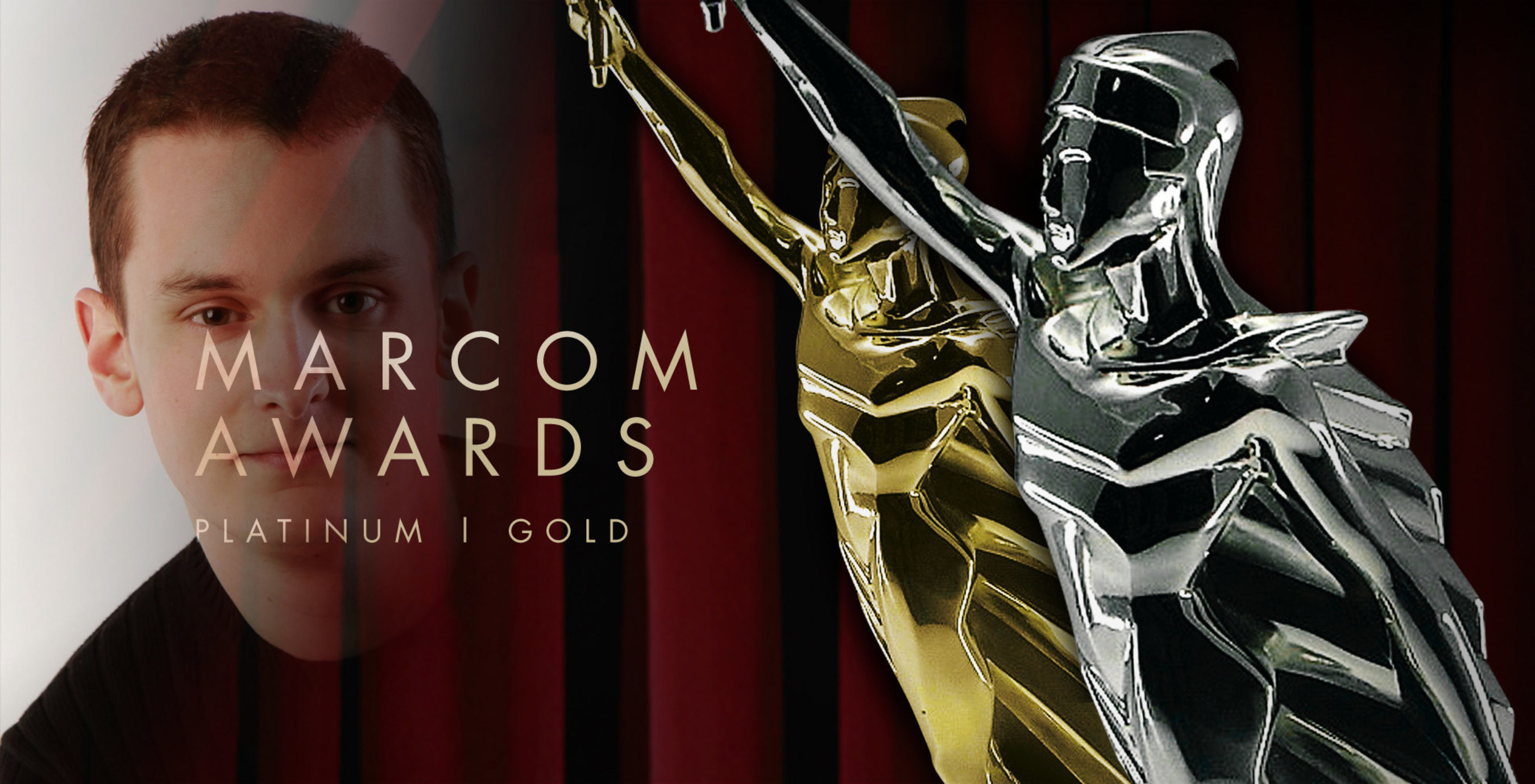 Alexander L. Hannett Wins 4 Platinum and Gold 2015 MARCOM AWARDS