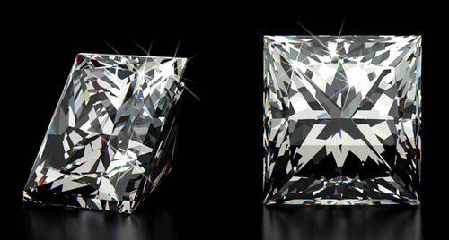 The kind of diamonds being offered for $20. (PRNewsFoto/Chris Chamberlain) (PRNewsFoto/CHRIS CHAMBERLAIN)