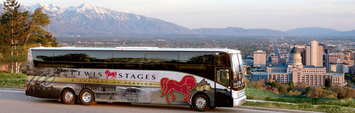 Lewis Stages shuttle bus service turns 100! Lewis Stages has been doing bus tours in the West for 100 years. ...