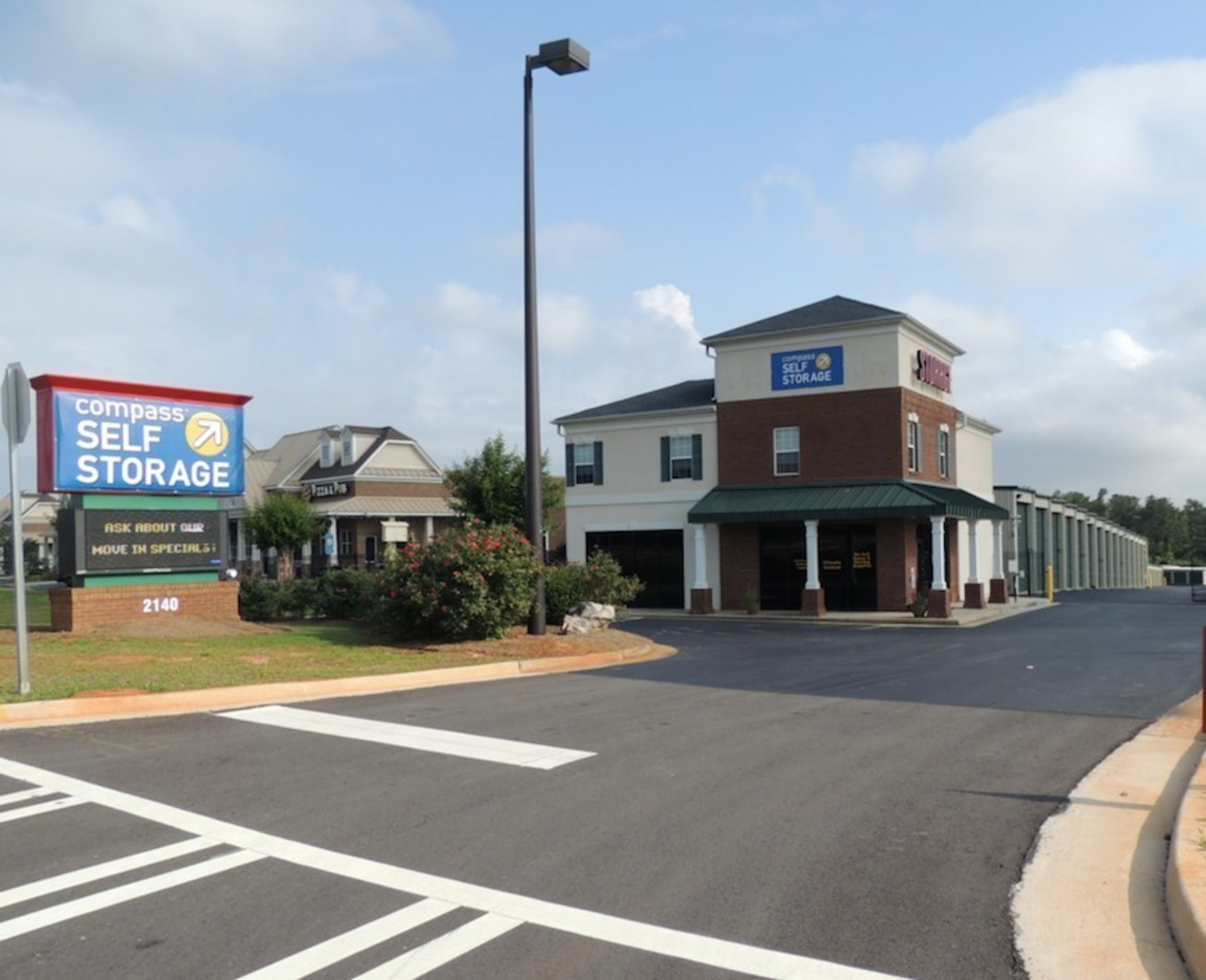 Bon Compass Self Storage Acquires Self Storage Center On Jodeco Road In  McDonough, GA