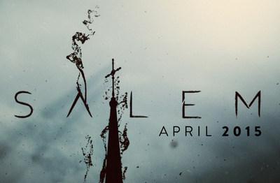 "WGN America's ""SALEM"": Season Two Premieres in April 2015."